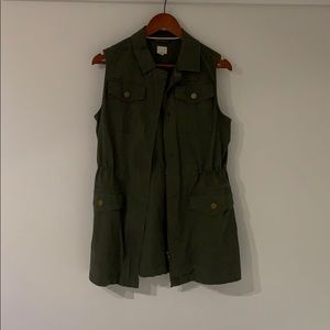 A New Day Military Vest